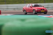 Tom Rixom - Dirk Evers - BMW E36 - DNRT Toerklasse - TT-Circuit Assen