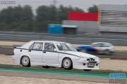 Marc Rietkerk - Alfa 75 - DNRT Sportklasse - TT-Circuit Assen