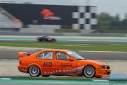 Patrick Tieman - Remco Tieman - BMW E36 - DNRT Supersport klasse - TT-Circuit Assen