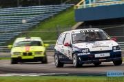 Mark Barkhof - Renault Clio - DNRT Toerklasse - TT-Circuit Assen
