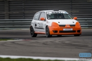 Mike Smit - Renault Clio - Bas Koeten Racing - DNRT Toerklasse - TT-Circuit Assen