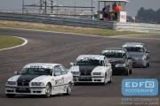 Hans van de Pol - BMW E36 - GP-Elite - Auto's A - DNRT Finale Races - Circuit Park Zandvoort