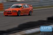 Maurice Heijmans - BMW 325i - Toerklasse - Auto's A - DNRT Finale Races - Circuit Park Zandvoort