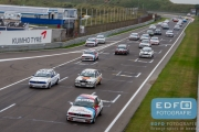 Start BMW E30 Cup - Auto's A - DNRT Finale Races - Circuit Park Zandvoort