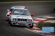 Theo van den Berg - BMW E30 - E30 Cup - Auto's A - DNRT Finale Races - Circuit Park Zandvoort