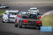 Bas Nederlof - BMW E30 - E30 Cup - DNRT Finale Races - Auto's A - Circuit Park Zandvoort