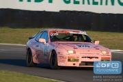 Patrick Verkerk - Porsche 944 - DNRT Finale Races - Auto's A - Circuit Park Zandvoort