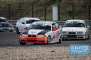 Nico Koetsveld - BMW 318 Ti - B18 Cup - Auto's A - DNRT Finale Races - Circuit Park Zandvoort