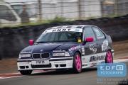 Vivienne Geuzebroek - BMW 318 Ti - B18 Cup - Auto's A - DNRT Finale Races - Circuit Park Zandvoort