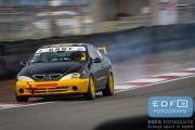 Cor Japin - Renault Megane - Toerklasse - Auto's A - DNRT Finale Races - Circuit Park Zandvoort