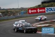 Jarno Iprenburg - BMW E30 - E30 Cup - Auto's A - DNRT Finale Races - Circuit Park Zandvoort