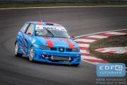 Aart Ringelberg - Seat Ibiza - Sportklasse - Auto's A - DNRT Finale Races - Circuit Park Zandvoort