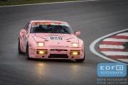 Patrick Verkerk - Porsche 944 - Auto's A - DNRT Finale Races - Circuit Park Zandvoort