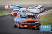 Davey Spelde - BMW E30 - E30 Cup - DNRT Finale Races - Auto's A - Circuit Park Zandvoort