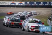 Tobias Kreuger - BMW E30 - E30 Cup - DNRT Finale Races - Auto's A - Circuit Park Zandvoort