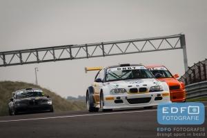 Dirk Dekker - BMW E46 - Supersport - Auto's A - DNRT Finale Races - Circuit Park Zandvoort