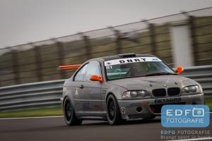 Jaco van de Graaf - BMW E46 - Supersport - Auto's A - DNRT Finale Races - Circuit Park Zandvoort