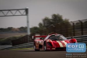 Ivan Kersbergen - Oscar Brocades - Saker - Supersport - Auto's A - DNRT Finale Races - Circuit Park Zandvoort