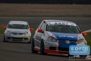 DNRT Endurance Finale Races 2014 op Circuit Park Zandvoort - Team 3 JP - VW Golf TDi