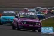 DNRT Endurance Finale Races 2014 op Circuit Park Zandvoort - 339 Kees en Nico - BMW 325i E30