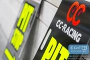 DNRT Endurance Finale Races 2014 op Circuit Park Zandvoort - Pit Board - CC-Racing