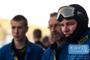DNRT Endurance Finale Races 2014 op Circuit Park Zandvoort -Patrick Stuijt in afwachting van de volgende pitstop