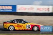 DNRT Endurance Finale Races 2014 op Circuit Park Zandvoort - ALS - MINE - Porsche 944