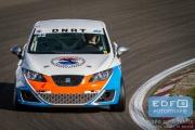 DNRT Endurance Finale Races 2014 op Circuit Park Zandvoort - Team DNRT 3 - Seat Ibiza TDi - Seat Ibiza TDi