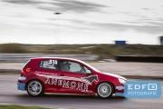 DNRT Endurance Finale Races 2014 op Circuit Park Zandvoort - Anemone - VW Golf TDi
