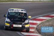 DNRT Endurance Finale Races 2014 op Circuit Park Zandvoort - Kraan - Luca Bettini - Toyota Aygo