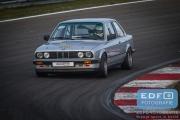 DNRT Endurance Finale Races 2014 op Circuit Park Zandvoort - Simon Gras en Martin van den Berge - BMW 325i E30