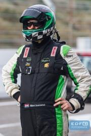 DNRT Endurance Finale Races 2014 op Circuit Park Zandvoort - Wilbert Groenewoud - Porsche 944