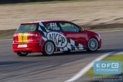 DNRT Endurance Finale Races 2014 op Circuit Park Zandvoort -VW Golf TDi