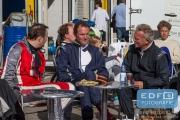 DNRT Endurance Finale Races 2014 op Circuit Park Zandvoort - Lunch in de zon
