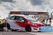 DNRT Endurance Finale Races 2014 op Circuit Park Zandvoort - Toyota Muys - Toyota Auris