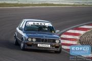 DNRT Endurance Finale Races 2014 op Circuit Park Zandvoort - BA-Motorsport - BMW 325i E30