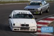 DNRT Endurance Finale Races 2014 op Circuit Park Zandvoort - 226 - BMW 318 Compact