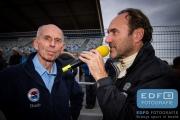 DNRT Endurance Finale Races 2014 op Circuit Park Zandvoort - Interview Huub Vermeulen