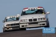 Gijs Bunschoten - BMW 318 - DNRT B18 klasse - DNRT Racing Days 1 2015 - Circuit Park Zandvoort