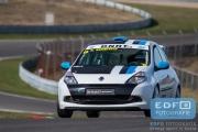 Raymond Zonneveld - Renault Clio - DNRT Sportklasse - DNRT Racing Days 1 2015 - Circuit Park Zandvoort