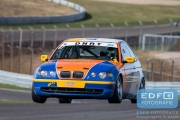 Erik-Jan van Beek - BMW Compact - DNRT Sportklasse - DNRT Racing Days 1 2015 - Circuit Park Zandvoort