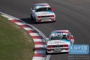 Dick Vreenegoor - Erwin Blom - BMW 325i E30 - DNRT E30 Cup - DNRT Racing Days 1 2015 - Circuit Park Zandvoort