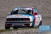 Erwin Blom - BMW 325i E30 - DNRT E30 Cup - DNRT Racing Days 1 2015 - Circuit Park Zandvoort