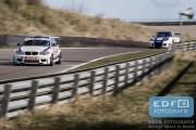 Jan Visser - BMW 135i - DNRT Supersportklasse - DNRT Racing Days 1 2015 - Circuit Park Zandvoort