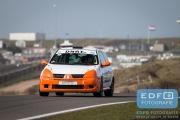 Mike Smit - Renault Clio - DNRT Toerklasse - DNRT Racing Days 1 2015 - Circuit Park Zandvoort