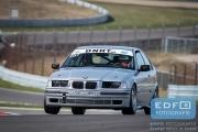 Feico - Giesing - BMW 318 Compact - DNRT B18 klasse - DNRT Racing Days 1 2015 - Circuit Park Zandvoort