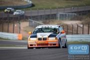 Nico Koetsveld - BMW 318 Compact - DNRT B18 klasse - DNRT Racing Days 1 2015 - Circuit Park Zandvoort