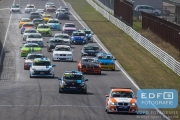 Start DNRT Sportklasse - DNRT Racing Days 1 2015 - Circuit Park Zandvoort