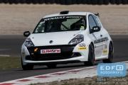 André Looman - Renault Clio - DNRT Sportklasse - DNRT Racing Days 1 2015 - Circuit Park Zandvoort