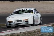 Ruud Sluiter - Marcel Sluiter - Porsche 944 - DNRT Sportklasse - DNRT Racing Days 1 2015 - Circuit Park Zandvoort